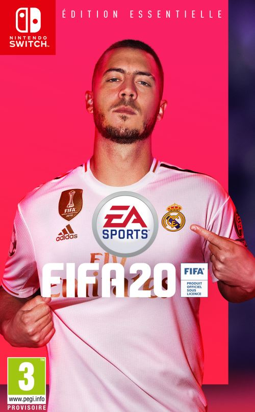 FIFA 20 Nintendo Switch