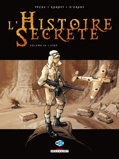 Histoire secrète T16 Sion
