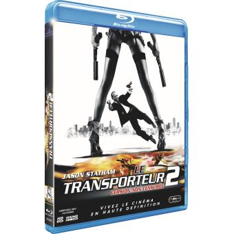 TransporteurLe Transporteur 2 Blu-ray