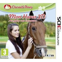 Mon Haras 3D Au galop vers l'aventure Nintendo 3DS