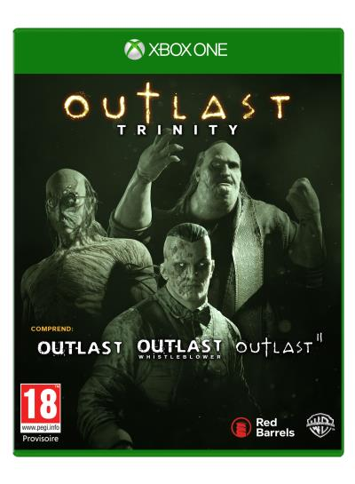 Outlast : Trinity Xbox One
