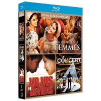Coffret Mihaileanu Blu-ray