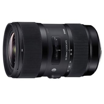 SLR-lens Sigma DC A 18 - 35 mm f / 1.8 HSM ART-lijn; Canon mount