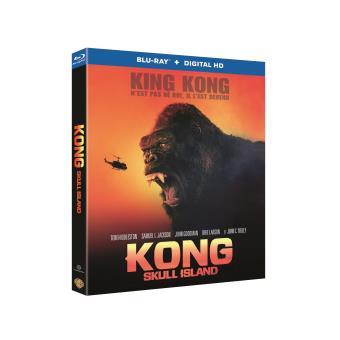 King KongKong : Skull Island Blu-ray