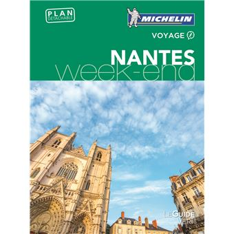 Guide Vert Week-End Nantes