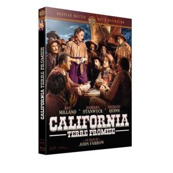 California terre promise Blu-ray