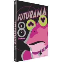 Coffret Futurama Saison 8 DVD