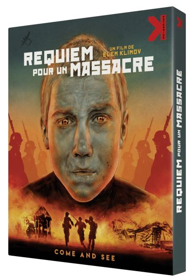 blu-ray du film requiem pour un massacre