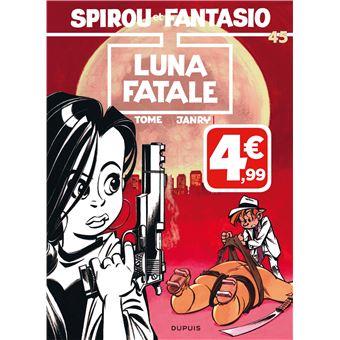 Spirou et FantasioLuna fatale