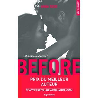 Before Saison 1 New Romance Award Meilleur Auteur De New Romance 2016 Tome 1 Before