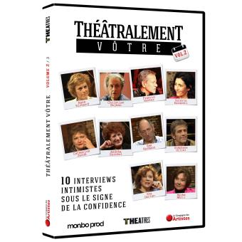 Théâtralement vôtre Volume 2 - DVD