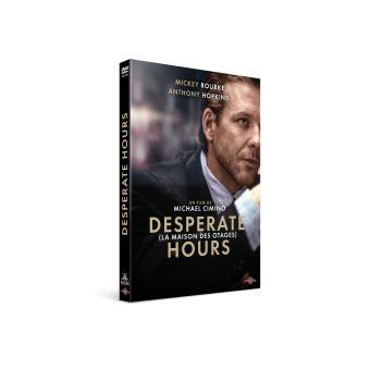 Desperate Hours La maison des otages DVD