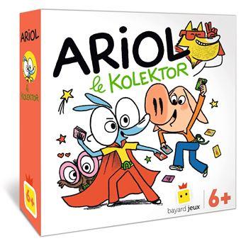 AriolJeu Ariol - Le kolektor