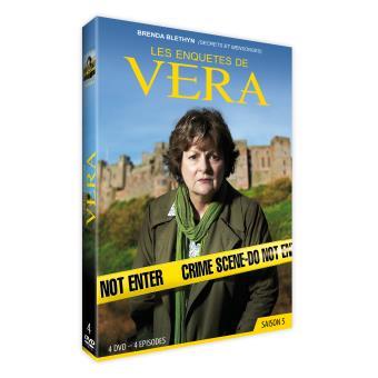 Les Enquêtes de VeraLes Enquêtes de Vera Saison 5 - DVD