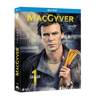 Mac GyverMacGyver Saison 1 Blu-ray