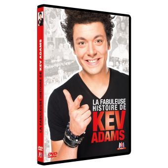 La Fabuleuse Histoire De Kev Adams Dvd
