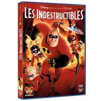 Les Indestructibles DVD