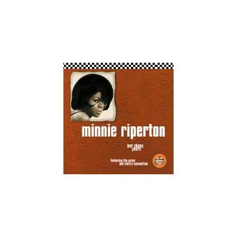 Minnie Riperton : Her chess years