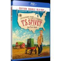 L'extravagant voyage du jeune et prodigieux T.S. Spivet Blu-ray
