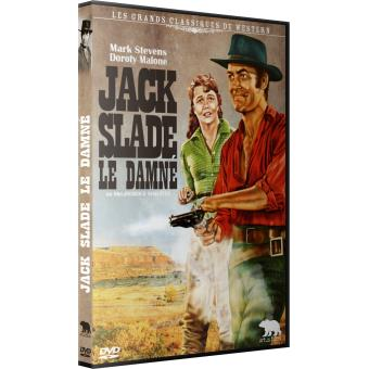 Jack Slade le damné DVD