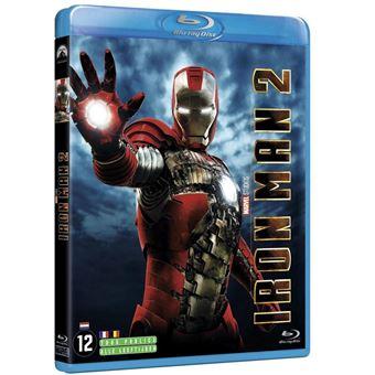 Iron manIron Man 2 Blu-ray
