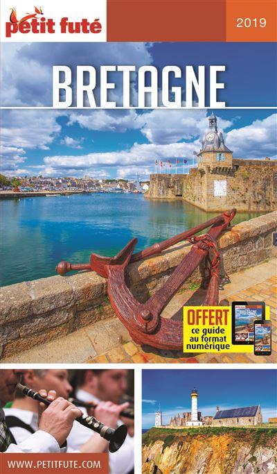 Bretagne 2019 petit fute + offre num