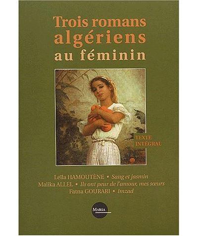 Trois romans algériens au féminin