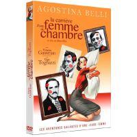 La Carrière d'une femme de chambre DVD