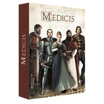 Medicis Coffret 5 Volumes Tomes 1 A Tome 5 Medicis 05 Coffret Tomes 1 A 5 Olivier Peru Collectif Achat Livre Fnac