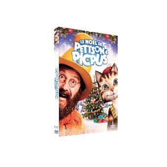 Les aventures de Pettson et PicpusLe Noël de Pettson et Picpus DVD