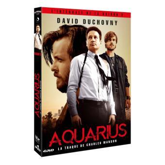 AquariusAquarius Saison 2 DVD