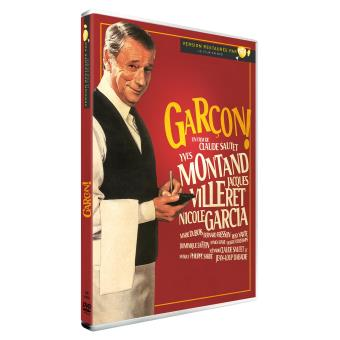 Garçon ! Version 2015 DVD