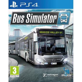 BUS SIMULATOR FR/NL PS4