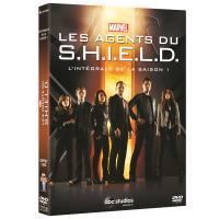 Les agents du S.H.I.E.L.D. Saison 1 DVD