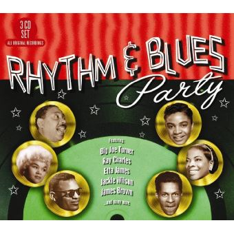 RHYTHM AND BLUES PARTY