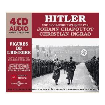 Hitler une biographie expliquee