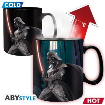 Mug thermo réactif Star Wars Dark Vador ABYstyle 460 ml