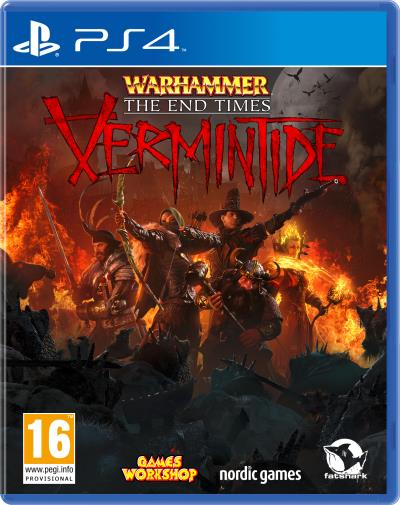 Warhammer The End Times Vermintide PS4