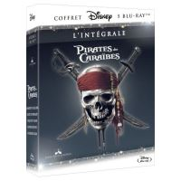 INTEGRALE PIRATES DES CARAIBES (5 FILMS)-FR-BLURAY