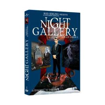 Night galleryNight Gallery Saison 2 DVD