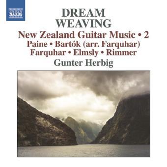 DREAM WEAVING: NEW ZEALAND GUITAR MUSIC - 2