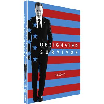 Designated SurvivorCoffret Designated Survivor Saison 2 DVD