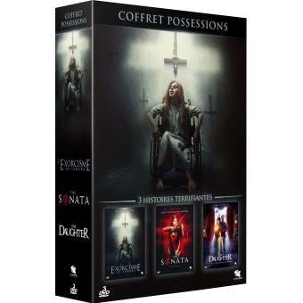 Coffret Possessions DVD