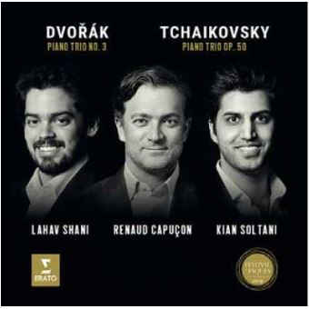 Trios Featuring Lahav Shani & Kian Soltani