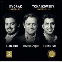 Dvořák & Tchaikovsky: Trios - CD