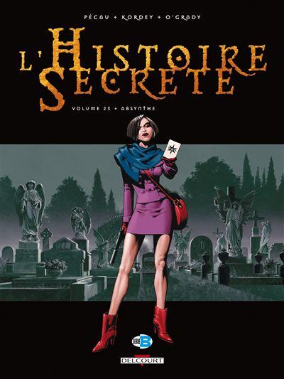 Histoire secrete t23 absynthe