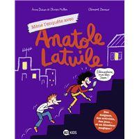 Anatole Latuile cahier de jeux