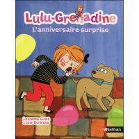 Lulu-grenadine l'anniversaire