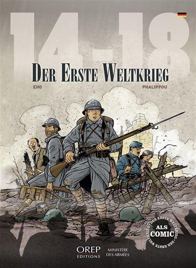 14-18 la Grande Guerre