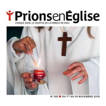 Prions gd format - novembre 2018